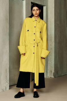 Ji Oh Fall 2016 Ready-to-Wear Collection Photos - Vogue