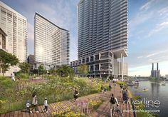 Chicago Skyline Set for Change as Plan Commission Approves Big Projects - Curbed Chicago