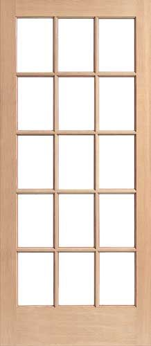 TM Cobb-Simulated Divided Lite Entry Doors | Modern Ranch ...