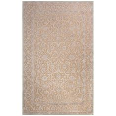 A stylish foundation for any room, this neutral wool rug pairs with metallic accents and bold colors for an eclectic look.Features: