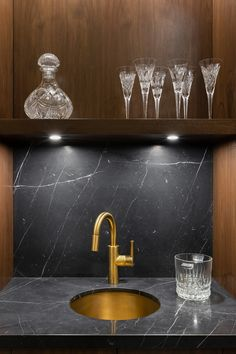 Designed by Madeleine Design Group in Vancouver, Canada. *Re-pin to your inspiration board* Home Bar Areas, Inspiration Boards, Vancouver, Canada, Ocean, Group, Interior Design, Projects, Home Decor