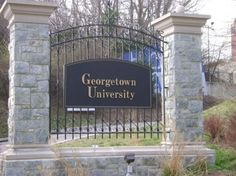 Catholic Georgetown University Offering Law School Class Where Students Are Required To Work For Pro-Abortion Group… College List, College Campus, College Problems, Georgetown Hoyas, Catholic University, Georgetown University, Dream School, Travel Tours, Travel Destinations