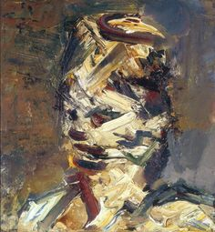 Frank Auerbach | 13 Ways of Looking at Painting by Julia Morrisroe