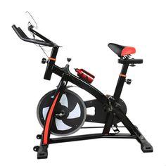SUGARHOST Stationary Exercise Bike Indoor Cycling Bike