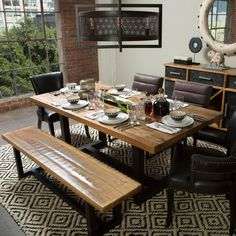 Renovation Dining Table