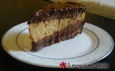 Cheesecake σοκολάτας τούρμπο