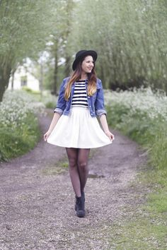 Skater skirt | Women's Look | ASOS Fashion Finder