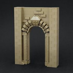 Arch | Isn't architecture a beautiful thing to build with Le… | Flickr #legoarchitecture