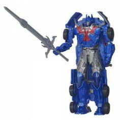 Transformers Flip and Change Optimus Prime