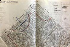 Модели вязания со схемами и описаниями: Летняя туника крючком