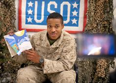 USO services and events
