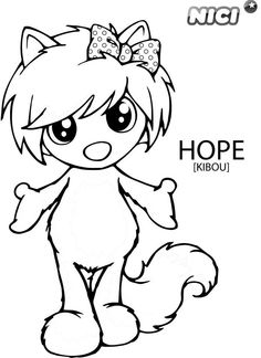 NICI Ayumi: Hope:)