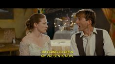 The Decoy Bride quote David Tennant and Kelly MacDonald -- Read the review: http://extraordinary-films.blogspot.com/2013/07/the-decoy-bride-2011.html