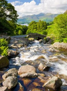 Ashness Bridge, Cumbria - Love this place