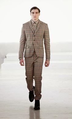 #Menswear #Trends  Darkoh Fall Winter 2015 Otoño Invierno #Tendencias #Moda Hombre    M.F.T.