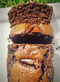 Plumcake al cacao e arancia | PuntoVeg