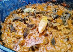 Resztelt borjúmáj | György Abaffy receptje - Cookpad receptek Pepperoni, Paella, Pizza, Ethnic Recipes, Food, Red Peppers, Essen, Meals, Yemek