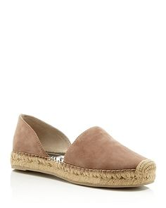 Dolce Vita Ciara d'Orsay Espadrille Flats | Bloomingdale's