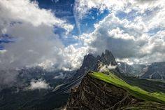 Seceda, Dolomites by Ben Hearthside on 500px #XT1 #XF14MMF28R