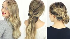 Health Hair Care Advice To Help You With Your Hair. Do you feel like you have had way too many days where your hair goes bad? Are you out of things to try when it comes to managing your locks? Holiday Hairstyles, Braided Hairstyles, Cool Hairstyles, Short Hair Styles Easy, Curly Hair Styles, Kayley Melissa, Kardashian, Gents Hair Style, Hair Magazine