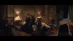 The Secret of Moonacre~ Maria's Bedroom Before She Moved To Her Uncles.