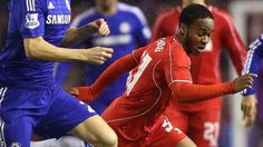 Radio commentary, updates, the best photos and social as Liverpool draw with Chelsea in the first leg of their League Cup semi-final. Liverpool Players, Liverpool Football Club, Liverpool Fc, Raheem Sterling, Cool Photos, Chelsea, Nfl, Soccer, Leather Jacket