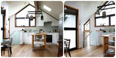 Magnolia Tree Laneway house/small house. Modern and cozy kitchen!