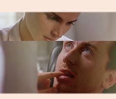 Scene from Captives with Tim Roth that has stuck with me a long time....