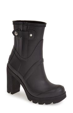 Free shipping and returns on Hunter  Original - High Heel  Rain Boot (Women 921a026fef06