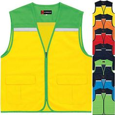 Workplace Safety Supplies Customizable Reflective Crystal Lattice Construction Traffic Road Safety Mesh Vest With Free Logo Printing Free Shipping