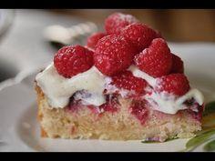 ↓Version française en fin d'article ↓ Hola golosos :-) Hoy os presento la tarta de frambuesas que le hice a mi mamá para el Día de la Madre. Es un pastel francés con aires tradicionales, compuesto por varias capas: Una masa sucrée con almendras tostadasUna crema de almendras tostadasMermelada de frambuesaUna crema madame de vainillaFrambuesas… Parfait, Raspberry Bread, No Bake Desserts, Cheesecake, Baking, Food, Cape Clothing, Roasted Almonds, Pastries