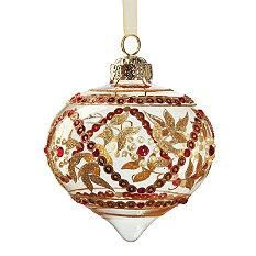 Shop Frontgate Medici Christmas collection for italian-inspired Christmas tree ornaments and embellishments. These elegant red and gold ornaments are sure to add a regal touch to your display. Traditional Christmas Ornaments, Christmas Love, Beautiful Christmas, Christmas Holidays, Christmas Ideas, Woodland Christmas, Victorian Christmas, Holiday Ideas, Holiday Decor
