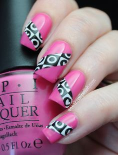 #OMD2 Nails - Favourite
