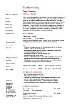 Resume Job Description Hostess Service Waitress Waiter Samples