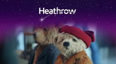 Watch heartwarming ad, Coming Home for Christmas, this holiday season. | Heathrow Airport