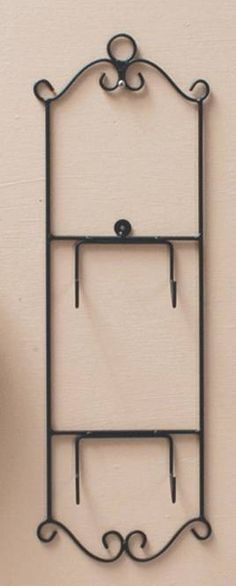 Plate Rack - Victorian Double - Horizontal or Vertical  sc 1 st  Pinterest : heavy duty large plate hangers - pezcame.com