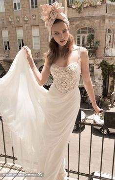 flora bride couture wedding gown #GOWSRedesign