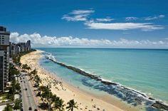 Praia de Boa Viagem - Recife