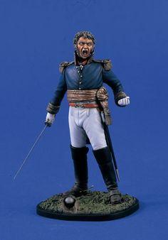 Scalehobbyist.com: General Cambronne at Waterloo by Verlinden