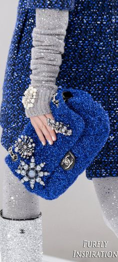 Chanel FW2017 Women's Fashion (details) RTW | Inspiration