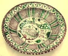 Tehran Archaeological Museum, photography: Erdinç Bakla (2003) Persian Palace, Islamic Decor, Decoration, Ceramic Art, Museum Photography, Decorative Plates, Pottery, Mosques, History