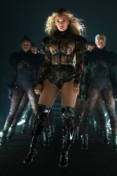 Beyoncè - The Formation World Tour at Georgia Dome. Atlanta, Georgia September 26th, 2016