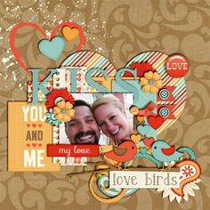 Love You Always Collection Bundle by Meagan's Creations Love is in the Air by Little Green Frog Designs (retired)