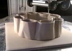 DIY 3D Printing: Jonathan Keep reviews WASP Delta clay 3d printer