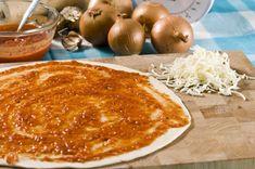 Pikapizzapohja | Pizzat ja piirakat | Soppa365