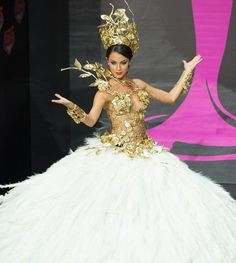 photos of miss universe costumes 2013 | Miss Universe 2013: National Costumes Pictures: Brenda Gonzalez, Miss ...