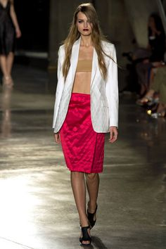 Jonathan Saunders Spring 2013 Ready-to-Wear