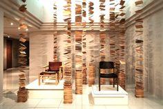 Nen-Rin Installation by Kazunori Matsumura, Asahikawa – Japan » Retail Design Blog