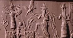 The Powerful #Enki: Epic #Sumerian, Babylonian, and #Akkadian Deity