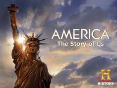 """All weeks.   """"America, the Story of Us"""" watch on amazon prime for free.  12 episodes, all rated TV-14, approx. 45 minutes each, range in order from the early pilgrims all the way to 9/11...Yes, please!"""